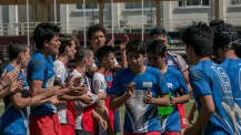 12e Tournoi de rugby à 7 de la zone Asie-Pacifique : salutations