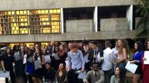 Baccalauréat 2017 : remise des diplômes à Brasilia