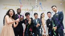 Baccalauréat 2017 : moment festif à Taipei