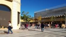 J3 de #SemaineLFM : la nouvelle école maternelle de Barcelone (cour de récréation)