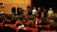 L'Orchestre des lycées français du monde (saison 4) à Madrid
