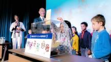 Les élèves du Lycée français international de Tokyo aux urnes pour sélectionner les mascottes de Tokyo 2020