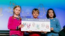 Tokyo 2020 : les élèves du Lycée français international de Tokyo votent pour leurs mascottes préférées