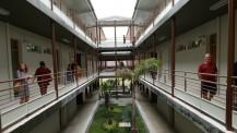 Inauguration des nouveaux locaux du lycée français international Josué-Hoffet de Vientiane : visite guidée
