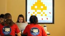 Nuit du code à Taipei : des élèves à l'épreuve du code
