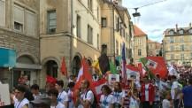 JIJ 2018 : défilé des nations