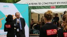 JIJ 2018 : les JRI AEFE et Christophe Bouchard