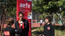 JNSS 2018 : interview d'Emmeline Ndongue
