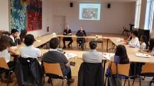 BEM 2018 : réunion d'accueil des lauréats à Toulouse