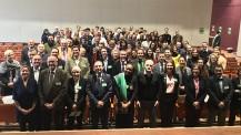 SemaineLFM : photo des participants au FONA à Berlin