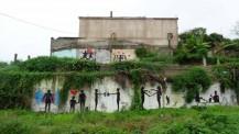 """Exposition """"Art urbain par les lycées français du monde"""" : Un sourire pour Pedernales"""