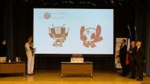 Tokyo 2020 : la paire de mascottes favorites des élèves du Lycée français international de Tokyo