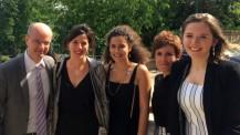 """Prix """"Non au harcèlement"""" : la délégation madrilène avec le ministre de l'Éducation nationale"""