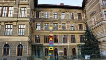"""Exposition """"Art urbain par les lycées français du monde """" : À l'école Matournelle"""