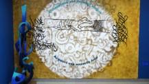 """Exposition """"Art urbain par les lycées français du monde"""" : Love is the Miracle of Civilizations"""