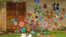 """Exposition """"Art urbain par les lycées français du monde"""" : Couleurs d'espoir"""