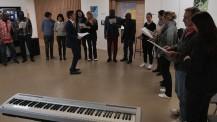 Formation de chant choral à l'AEFE (mars 2019)