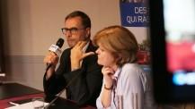 Séminaire des personnels d'encadrement mai 2019 : table ronde avec Myriam Grafto et Olivier Brochet