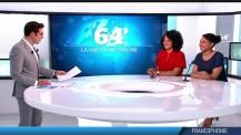 BEM 2019 : deux boursières Excellence-Major sur le plateau de TV5MONDE