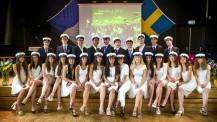 Baccalauréat 2017 : les bacheliers du lycée Saint-Louis de Stockholm