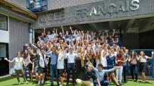 Baccalauréat 2016 : la promotion 2016 du Lycée français de Hong-Kong
