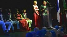 Baccalauréat 2016 : cérémonie à Pointe-Noire