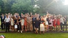 Baccalauréat 2016 : cérémonie à Varsovie