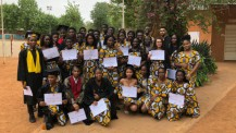 Baccalauréat 2018 : lycée La Fontaine de Niamey