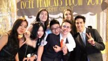 Baccalauréat 2018 : Lycée français de Séoul