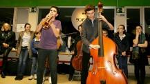 L'orchestre des lycées français du monde (saison 2) à Madrid : improvisation