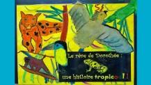 Grand prix du jury du concours de création d'albums illustrés : Le rêve de Dorothée