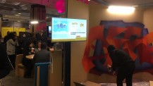 J6 de #SemaineLFM au Salon européen de l'éducation :