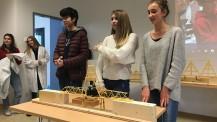 Journée franco-allemande du 22 janvier 2018 : défis scientifiques au lycée français de Francfort