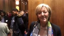 Olympiades nationales de la chimie 2018: l'inspectrice générale Marie-Blanche Mauhourat