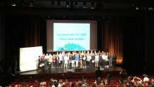 """Olympiades nationales de la chimie 2018: les lauréats 'tous en scène"""""""