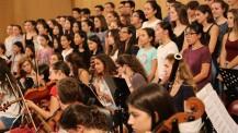 L'Orchestre des lycées français du monde (saison 3) à Ho-Chi-Minh-Ville : répétition générale