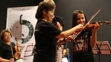 L'Orchestre des lycées français du monde (saison 3) à Ho-Chi-Minh-Ville : master classe
