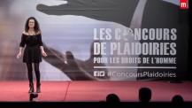 Premier prix du concours de plaidoiries 2018 remporté au Mémorial de Caen par une élève du lycée Lyautey de Casablanca
