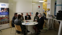 J4 de #SemaineLFM : table ronde sur la pratique et les valeurs sportives