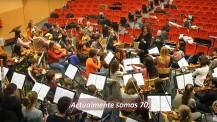 Dans les coulisses du concert de l'Orchestre des lycées français du monde à Madrid (saison IV)