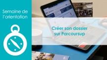 Créer son dossier sur Parcoursup : tutoriel pour les élèves des lycées français du monde