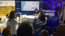J1 de #SemaineLFM : émission en direct du Salon du livre francophone de Beyrouth