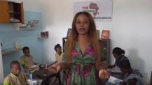 Georgina Siaba, lauréate du trophée Ancie·ne élève des lycées français 2020
