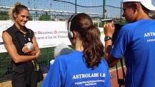 La 7e Journée nationale du sport scolaire vue par les jeunes reporters du lycée français Jean-Monnet de Bruxelles