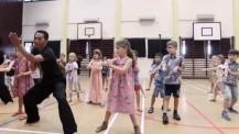 La Grande Journée de la danse au Lycée français de Jakarta