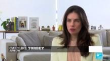 Portrait en vidéo de Caroline Torbey