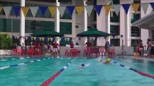 L'Aquathlon au Lycée français de Singapour