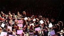 Concert du 19 janvier 2018 de l'Orchestre des lycées français du monde à Madrid (saison 4 de l'OLFM)