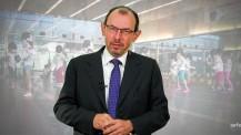 Vœux pour l'année 2017 du directeur de l'AEFE, Christophe Bouchard