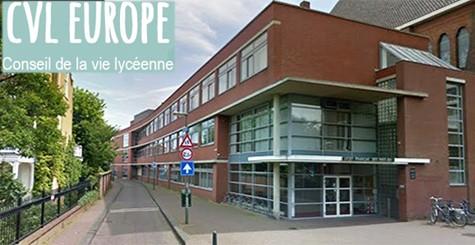 Rencontre des conseils de la vie lycéenne d'Europe à La Haye